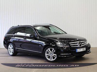 begagnad Mercedes C180 T BlueEFFICIENCY 156hk *5765 mil*