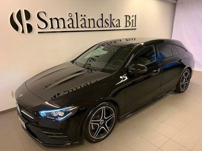 begagnad Mercedes CLA180 Shooting Brake AMG PANORAMA 136hk