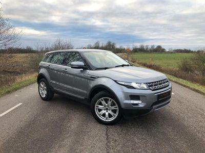 begagnad Land Rover Range Rover evoque LV