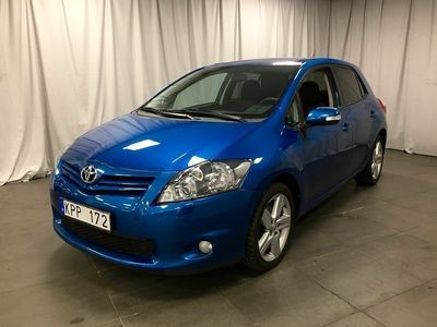 begagnad Toyota Auris 1,6 5-Dörr 132Hk 1 Ägare