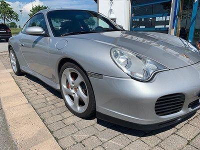 begagnad Porsche 996 4S