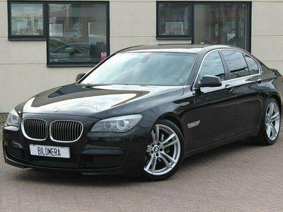 begagnad BMW 740 d M-sport 306hk Fullutrustad Sv-Såld