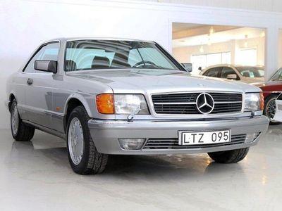 usata Mercedes 500 SEC Automat / 4940mil -86