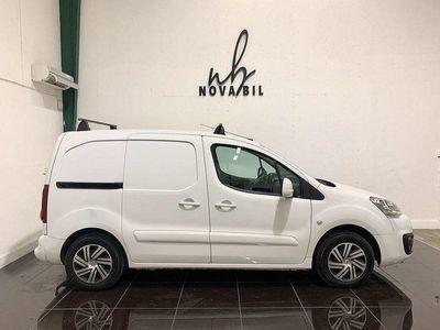 begagnad Citroën Berlingo 1.6 BlueHDi Skåp Låg mil