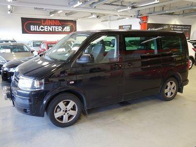begagnad VW Multivan 2.0 TDI 140 4Motion | Pvärmare | Drag | Svensksåld