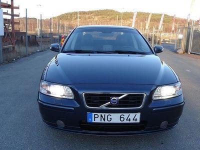 begagnad Volvo S60 R D5 (185hk)- Automat- NyBesikt- Fu -09