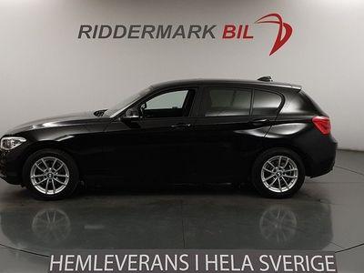 begagnad BMW 116 d Advantage Drag Eu6 Nyservad