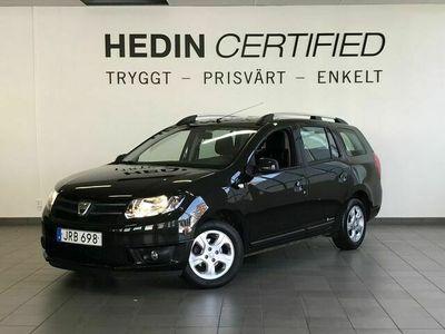 begagnad Dacia Logan LAUREATE 0.9 TCE 90HK *V - hjul*