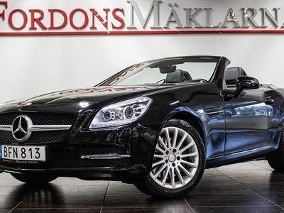 begagnad Mercedes 250 SLK BenzCDI AUT CAB-RACE 2015, Cab 289 900 kr