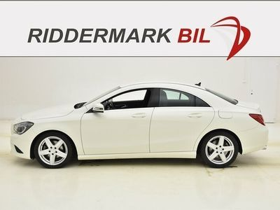 usata Mercedes CLA200 7G-DCT 156hk Euro 6