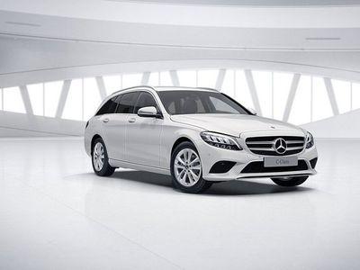 begagnad Mercedes C200 T d 9G-Tronic Euro 6 160hk