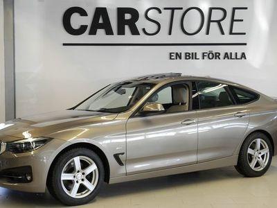 begagnad BMW 330 Gran Turismo d xDrive Aut Sport-line Skinn Panorama Drag