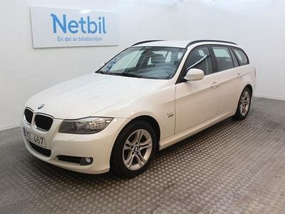 begagnad BMW 320 d xDrive Touring. E91 2011, Personbil 75 000 kr