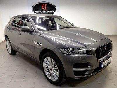 begagnad Jaguar F-Pace Signature 180HK AWD