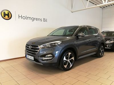 used Hyundai Tucson 1.6 T AUT-D7 4WD S, SpecialEdition