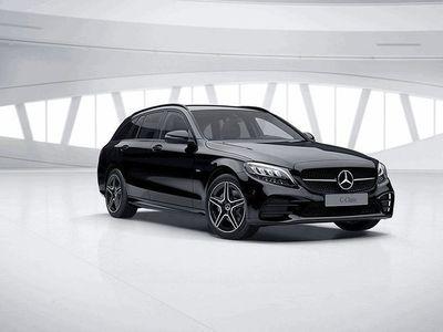 begagnad Mercedes C200 d *PRIVATLEASING AMG Nigh