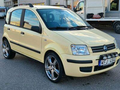 begagnad Fiat Panda 5D 1,2