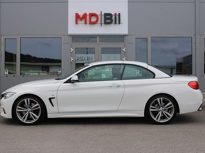 begagnad BMW 430 i M sport Navi Läder