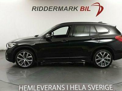 begagnad BMW X1 xDrive20d Sport line Navi HuD Drag Eu6 2016, SUV Pris 233 900 kr