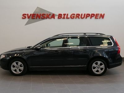 used Volvo V70 2.5T Flexifuel DRIVe Momentum Aut S+V-hjul