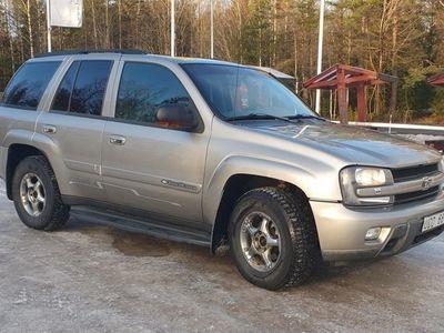 begagnad Chevrolet TrailBlazer 4.2 4WD