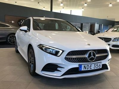 used Mercedes A180 AMG DEMO