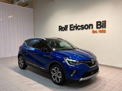 begagnad Renault Captur TCe 130 Intens EDC 2020, Halvkombi 265 300 kr