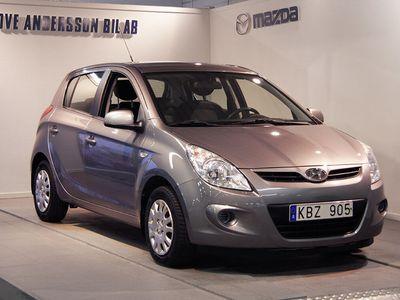 begagnad Hyundai i20 1.2 5 dörrars 78 hk