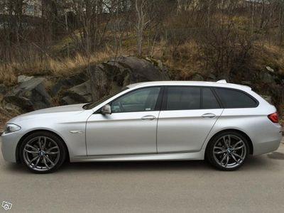 begagnad BMW M550 Adaptiv Drive Head-up Night vision -13
