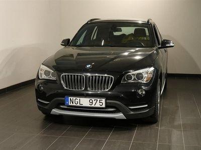 begagnad BMW X1 xDrive18d xLine Aut PDC Navi