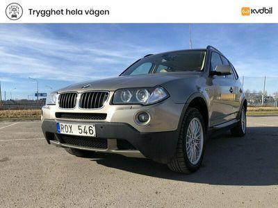begagnad BMW X3 2.0d, E83