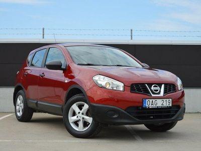 gebraucht Nissan Qashqai 1.6 117hk / En ägare / Låga mil