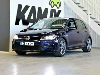 begagnad VW Golf 1.0 TSI BlueMotion | R-Line | SoV | 2018, Halvkombi Pris 165 000 kr