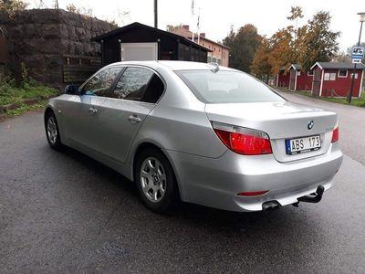 begagnad BMW 523 Automat besikta o skatta