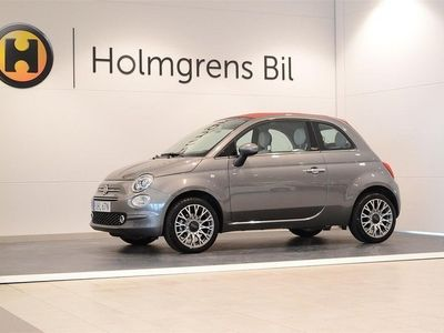 begagnad Fiat 500C Cab Lounge 1.2 (69hk) 564mil