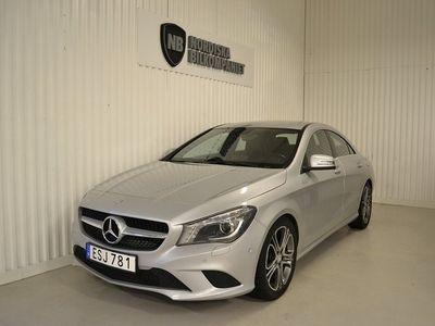 begagnad Mercedes 200 CLA-Klass7G-DCT Automat Euro 6 156hk