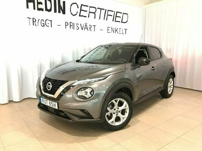 begagnad Nissan Juke