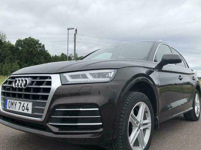 begagnad Audi Q5 2.0 TDI quattro (190hk)