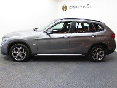 begagnad BMW X1 xDrive18d 143hk