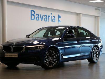 begagnad BMW 520 i Sedan Aut Sport Line Nypris 523.900:-
