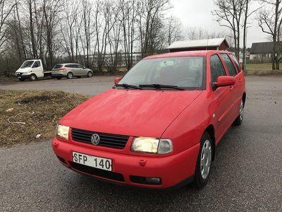 begagnad VW Polo Variant 1.4 75hk