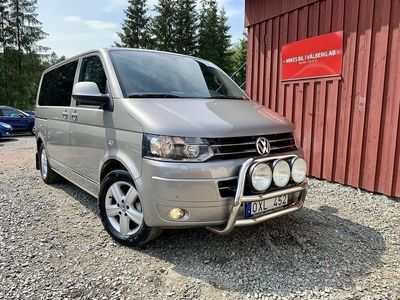 begagnad VW Multivan 2.0 TDI 4WD Aut, Highline -11