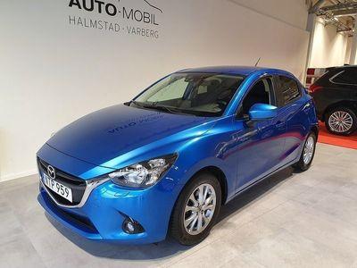 begagnad Mazda 2 1.5 90hk Vision