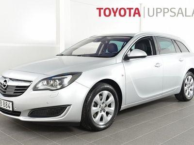 brugt Opel Insignia Kombi 2.0 CDTI 4x4 Business XL