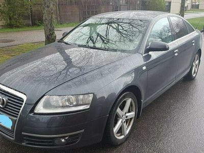 begagnad Audi A6 3.2 FSI QUATTRO