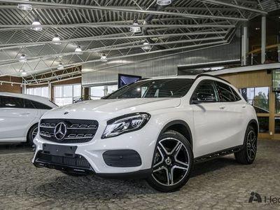 second-hand Mercedes GLA200 d 4MATIC // AMG Night & Värmare // DEMOBIL