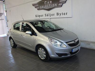 begagnad Opel Corsa 1.2 Twinport 80hk-BESIKTIGAD