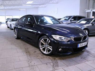 begagnad BMW 430 Gran Coupé d Aut M-Sport EU6 258hk