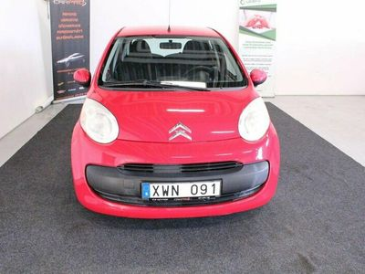 begagnad Citroën C1 5-dörrar 1.0 69hk