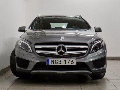 begagnad Mercedes GLA220 d 4MATIC AMG Navi Panor